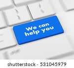 we can help you written on... | Shutterstock . vector #531045979
