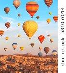 beautiful vibrant colorful...   Shutterstock . vector #531059014