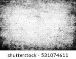 grunge halftone vector... | Shutterstock .eps vector #531074611