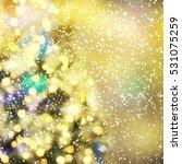 christmas background  | Shutterstock . vector #531075259