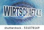 Wirtschaft 4.0  In German...