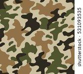 modern fashion vector trendy... | Shutterstock .eps vector #531093535