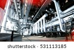 industrial zone  steel... | Shutterstock . vector #531113185