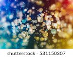 abstract blurred of blue and... | Shutterstock . vector #531150307