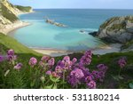 man of war bay near durdle door ... | Shutterstock . vector #531180214
