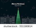 vector illustration  flat. the... | Shutterstock .eps vector #531180814