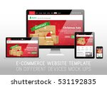 Christmas E Commerce Online...