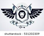 vector illustration of old... | Shutterstock .eps vector #531202309