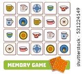 Memory Game For Preschool...