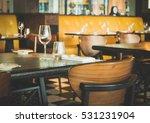 interior of modern vintage... | Shutterstock . vector #531231904