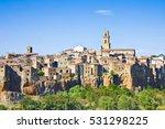 Pitigliano  Italian Etruscan...