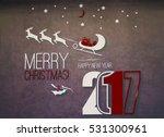 christmas | Shutterstock . vector #531300961