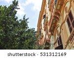 architecture of cagliari ... | Shutterstock . vector #531312169