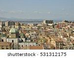 architecture of cagliari ... | Shutterstock . vector #531312175