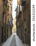 architecture of cagliari ... | Shutterstock . vector #531312199