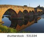 Bridge Across The River Nith A...