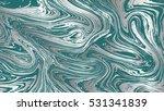 marbling texture. marbling... | Shutterstock .eps vector #531341839