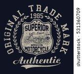 california motorcycle ...   Shutterstock .eps vector #531360709