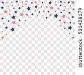 american united states stars...   Shutterstock .eps vector #531428179