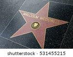 hollywood  ca   december 06 ...   Shutterstock . vector #531455215