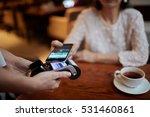 contactless payment   Shutterstock . vector #531460861