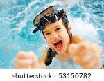 On Beautiful Pool  Summer Grea...
