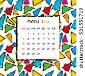 Spanish Calendar 2017....