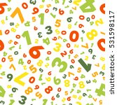 mathematics background  ... | Shutterstock .eps vector #531598117