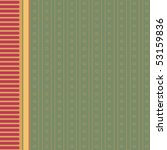 green  orange and red vector... | Shutterstock .eps vector #53159836