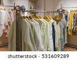 clothing store clothes | Shutterstock . vector #531609289
