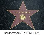 hollywood  ca   december 06  al ... | Shutterstock . vector #531616474