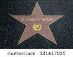 hollywood  ca   december 06 ... | Shutterstock . vector #531617035
