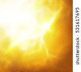 abstract technology pattern... | Shutterstock .eps vector #531617695