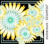 computer generated 3d fractal.... | Shutterstock . vector #531649267