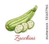 zucchini vegetable. veggies...