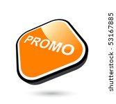 modern promotion sign   Shutterstock .eps vector #53167885