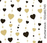 background hearts. great for... | Shutterstock .eps vector #531681745