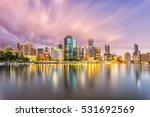 Brisbane City Lights