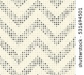 seamless zig zag pattern.... | Shutterstock .eps vector #531694501