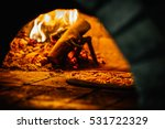 Pizza And Brick Pizza Oven Wit...