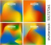 abstract creative concept... | Shutterstock .eps vector #531727261