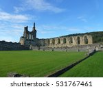 Byland Abbey  North Yorkshire ...