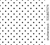 geometric seamless pattern with ... | Shutterstock .eps vector #531807574