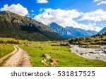 Mountain Road Nature Panoramic...