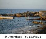 marine landscape   Shutterstock . vector #531824821