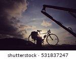 vintage tone color vintage...   Shutterstock . vector #531837247