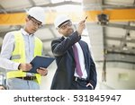 mid adult businessman with...   Shutterstock . vector #531845947