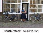 Edam  Holland  03 June 2014....