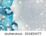 christmas background. | Shutterstock . vector #531853477