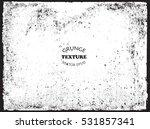 vector grunge texture.distress... | Shutterstock .eps vector #531857341